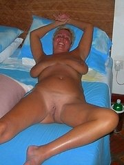 big dick in granny's mouth