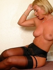 tracy coleman is one sexy milf